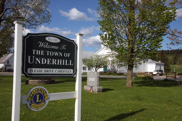 Real Estate in Underhill Vermont
