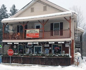 Underhill Country Store winter
