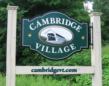 Summer in Cambridge Vermont