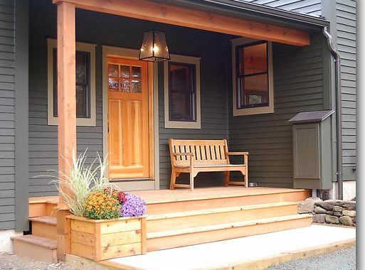 curb appeal and staging